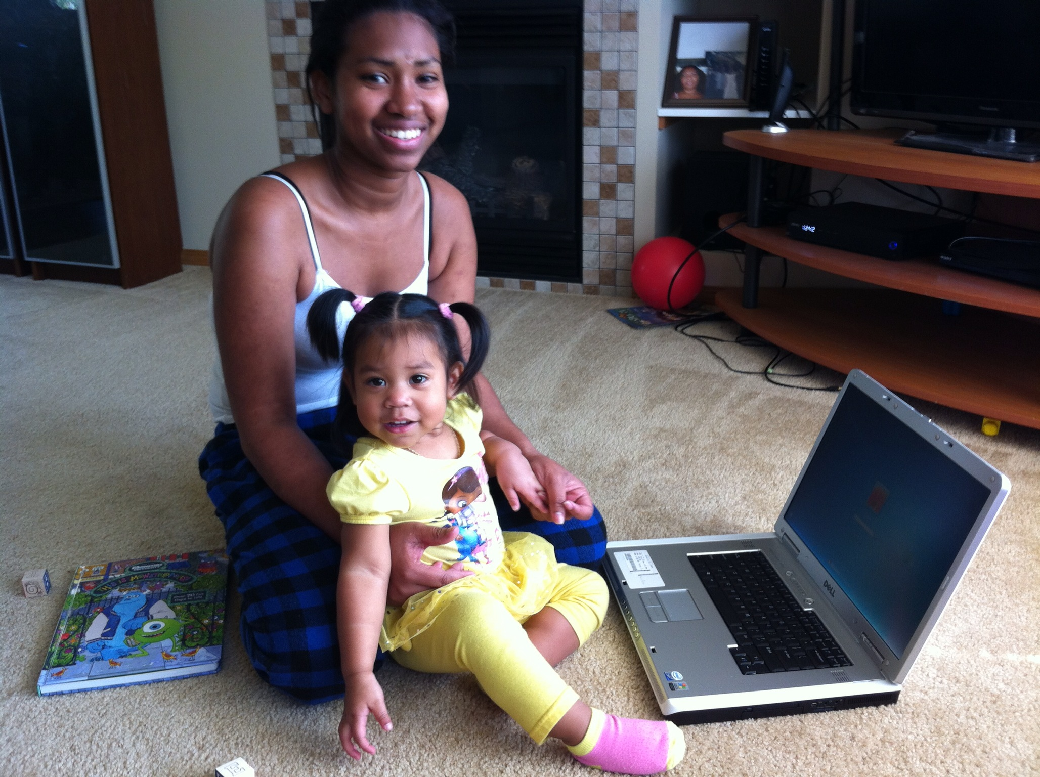 InterConnection supports Healthy Start with laptops for moms