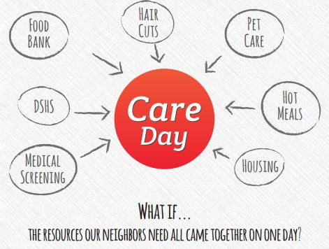 Care Day 2015  Bothell High School