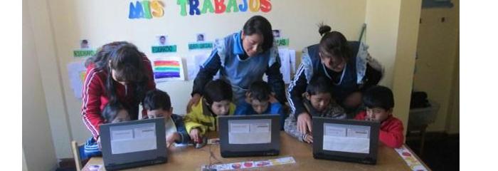 Manos Unidas Computer Donation