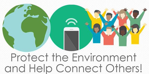 Preserve the Environment & Help Others, By Recycling Your Smartphone
